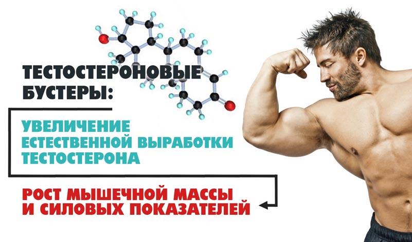 Тестостероновые комплексы