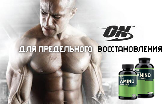 Superior Amino 2222 Caps от Optimum Nutrition
