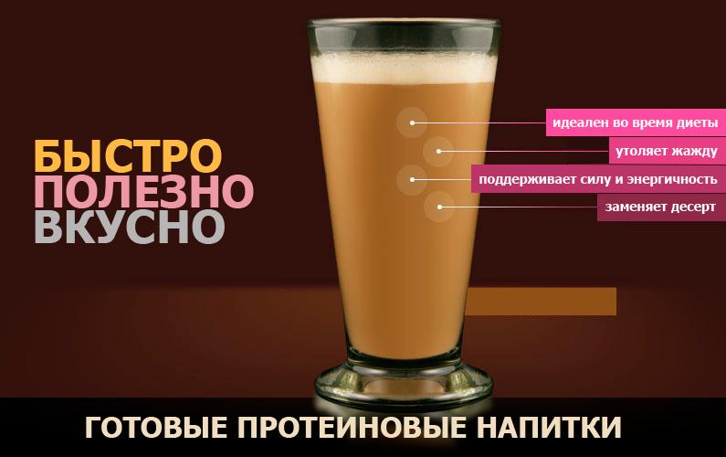 Напитки для спортсменов в домашних условиях