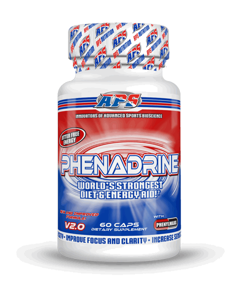 Phenadrine APS Nutrition 60 капс.