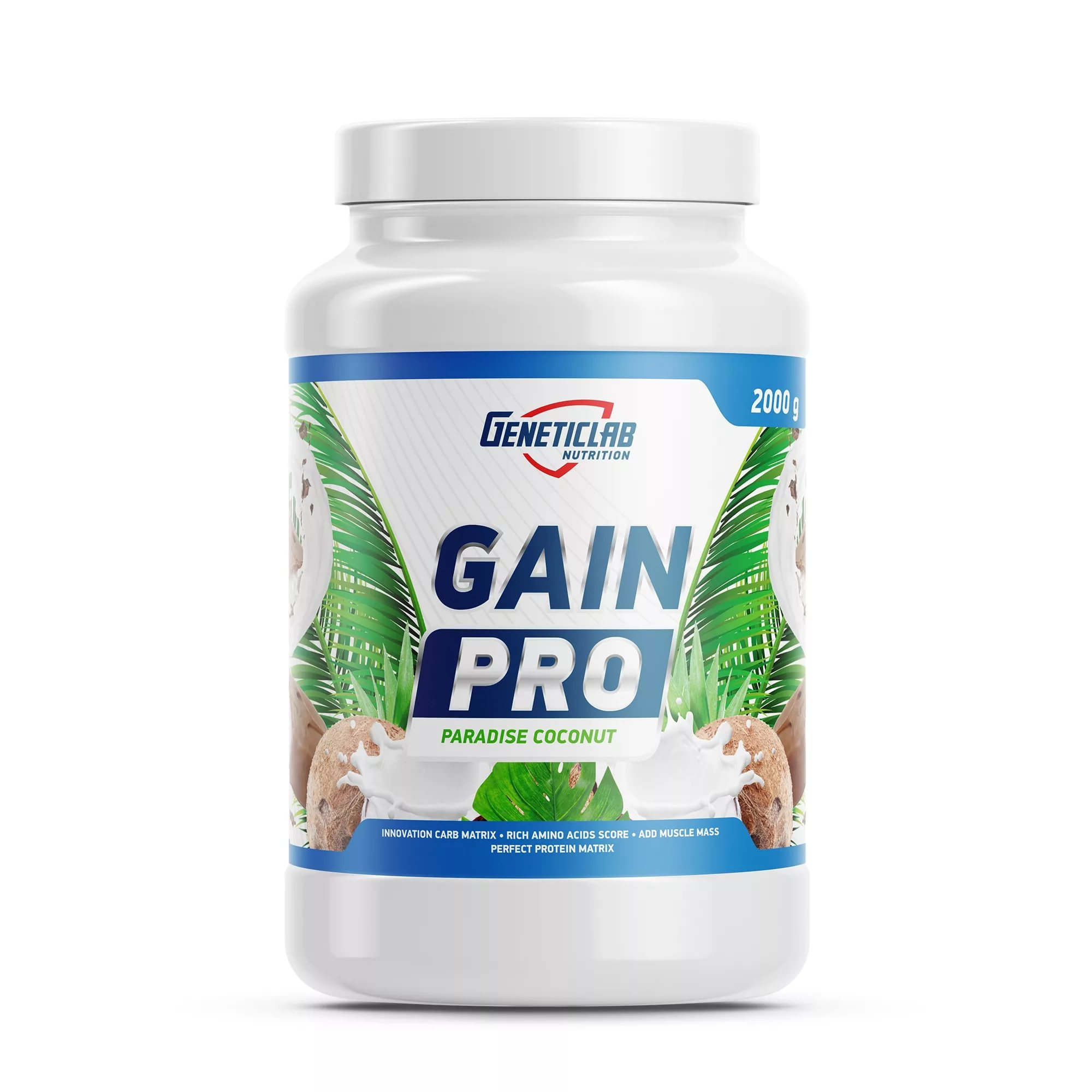 Gain Pro Genetic LAB