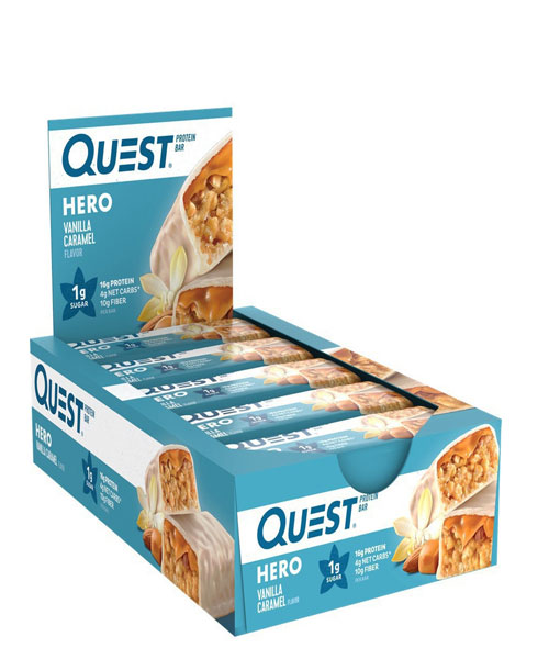 Quest Hero Bar Quest