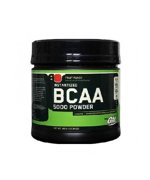 Bcaa 5000 Powder Optimum Nutrition 380 г