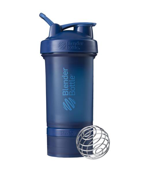 Prostak Full Color, Цвет Неви (navy) Blender Bottle 650 мл.