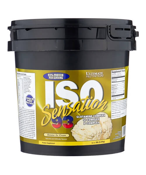 ISO Sensation Ultimate Nutrition 2270 г