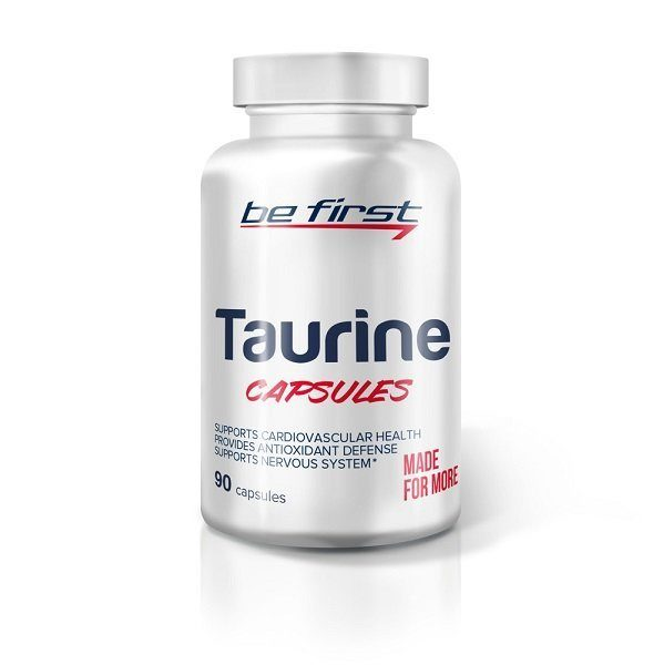 Taurine Caps BE First