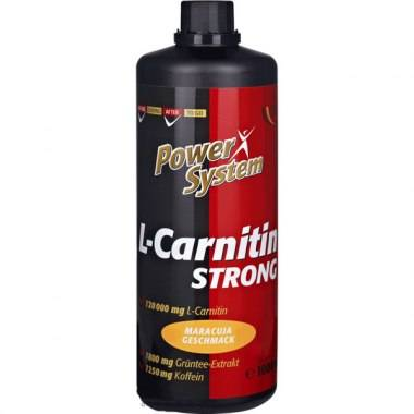 L-carnitine Strong Power System 1000 мл.