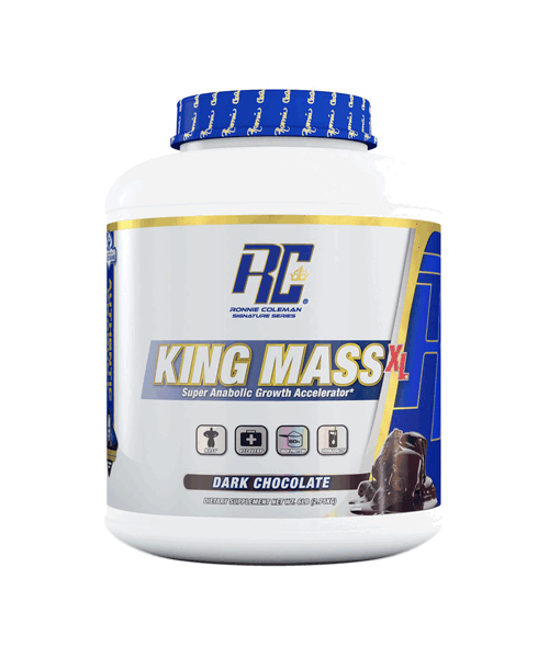 King Mass XL Ronnie Coleman Signature Series 2750 гр.