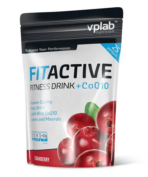 Fit Active + Q10 VP Laboratory