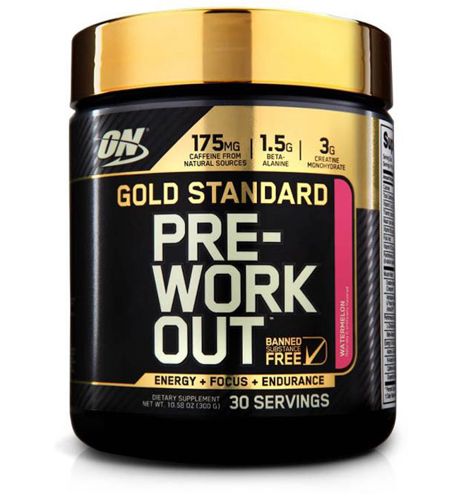 Gold Standard Pre-workout Optimum Nutrition 300 г