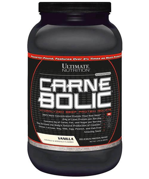 Carne Bolic Ultimate Nutrition 840 гр.