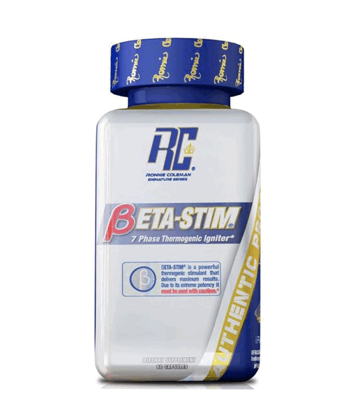 Beta-stim Ronnie Coleman Signature Series 60 капс.