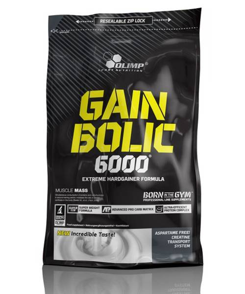 Gain Bolic 6000 Olimp Sport Nutrition 1000 г