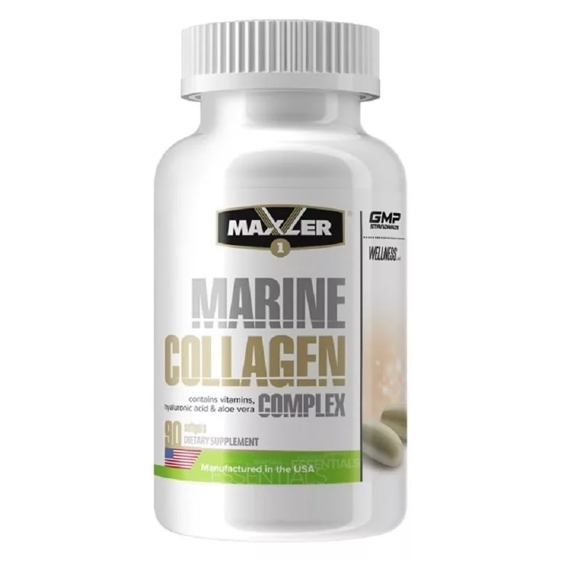 Marine Collagen Complex Maxler