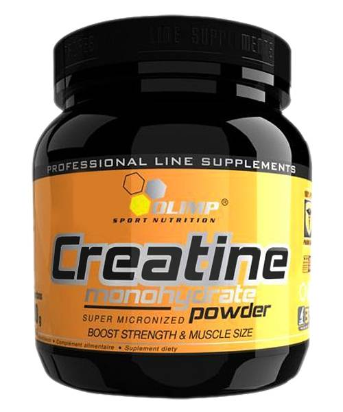 Creatine Monohydrate Powder Olimp Sport Nutrition 250 г