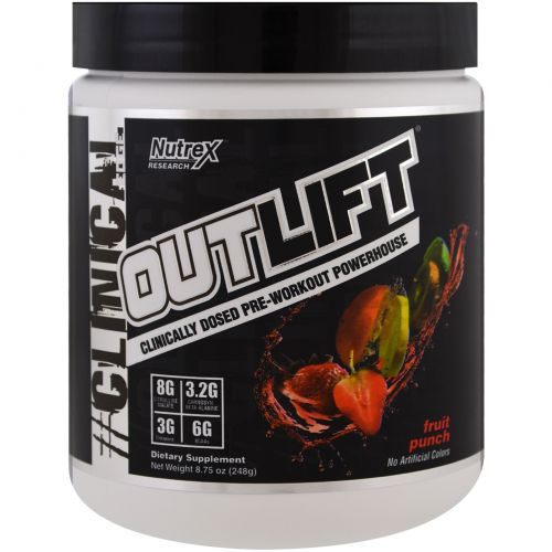 Outlift Nutrex Research 260 г