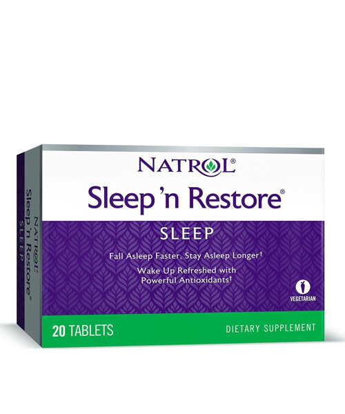Sleep N Restore Natrol