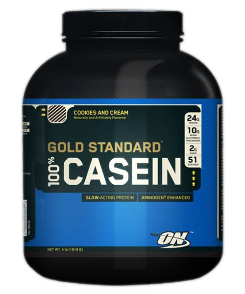 100% Casein Protein Optimum Nutrition 1 814 гр.