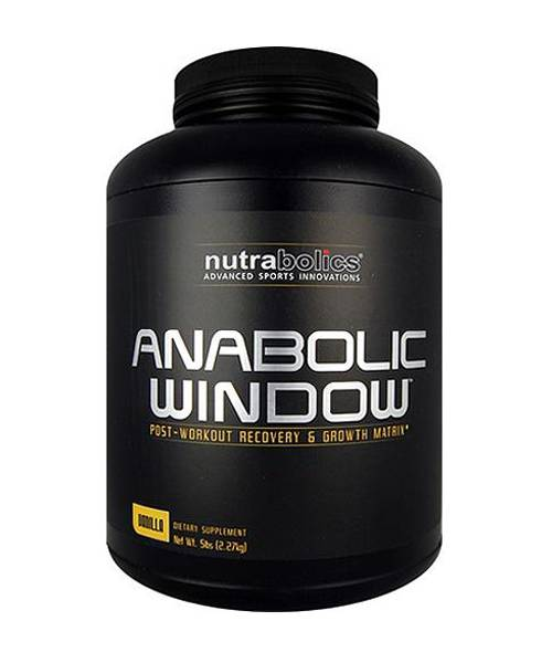 Anabolic Window Nutrabolics 2 270 гр.