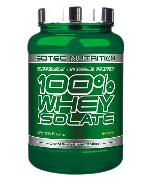 100% Whey Isolate Scitec Nutrition 700 г