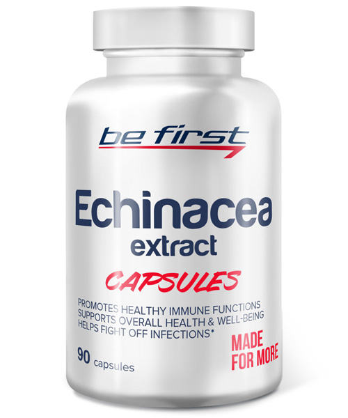 Echinacea Extract Capsules BE First