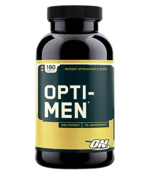Opti-men Optimum Nutrition 180 таб.