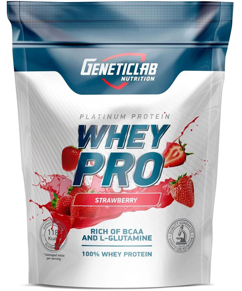 Whey Protein Genetic LAB 1000 г
