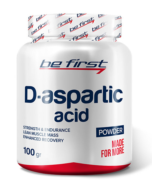 D-asparic Acid BE First 100 г