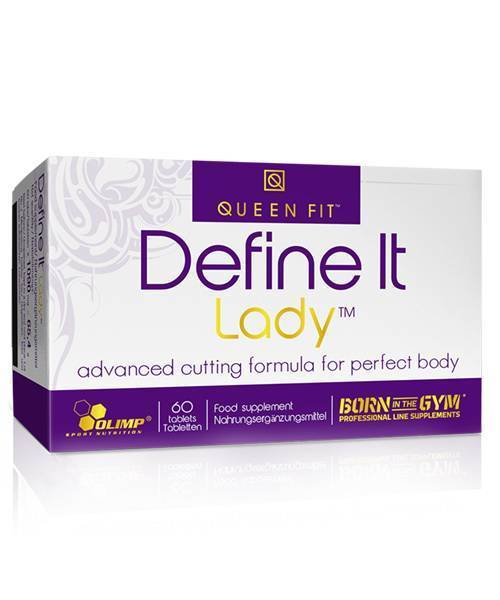 Define It Lady Olimp Sport Nutrition