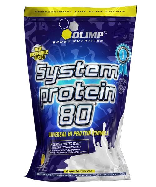 System Protein 80 Olimp Sport Nutrition 700 г