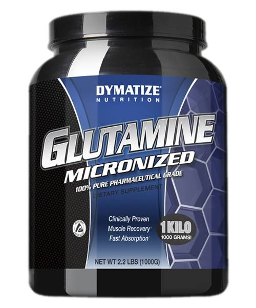 Glutamine Micronized Dymatize Nutrition 1000 г