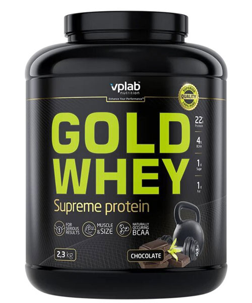 Gold Whey VP Laboratory