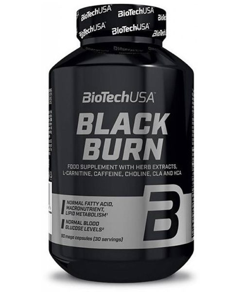 Black Burn Biotech Nutrition