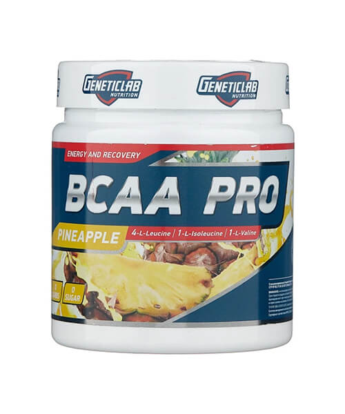 Bcaa Powder Genetic LAB 250 г