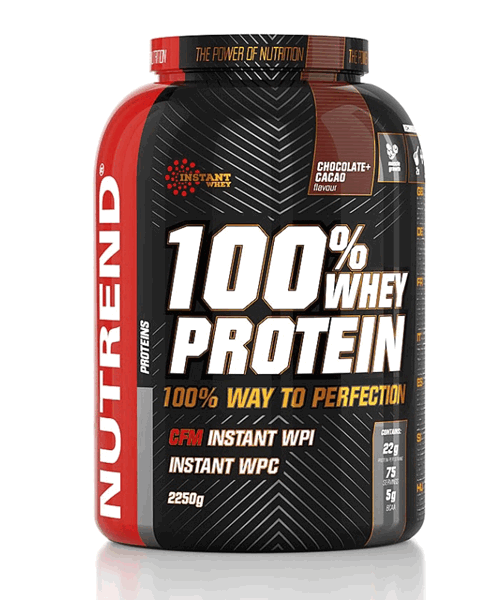 100 % Whey Protein Nutrend 2250 гр.
