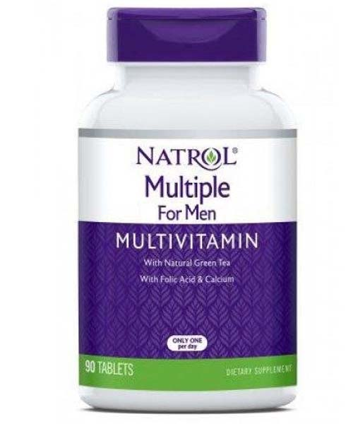 Multiple for Men Multivitamin Natrol