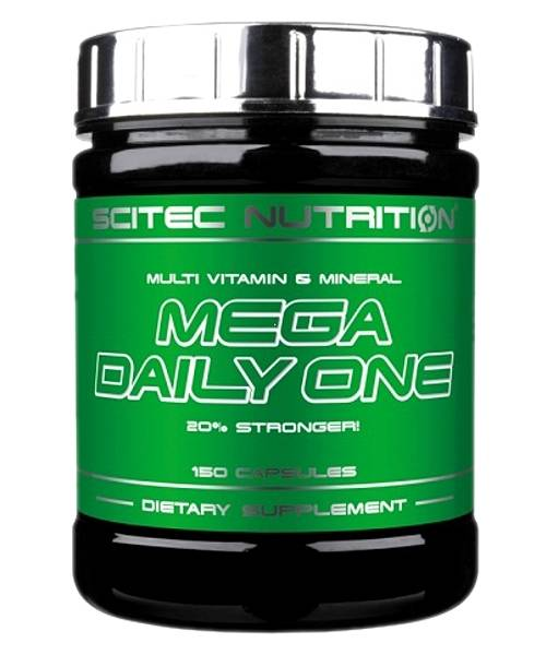 Mega Daily one Scitec Nutrition 120 капс.