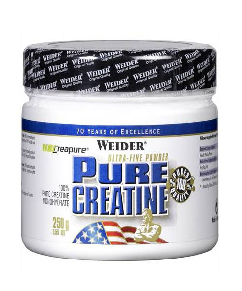 Pure Creatine Weider 250 г