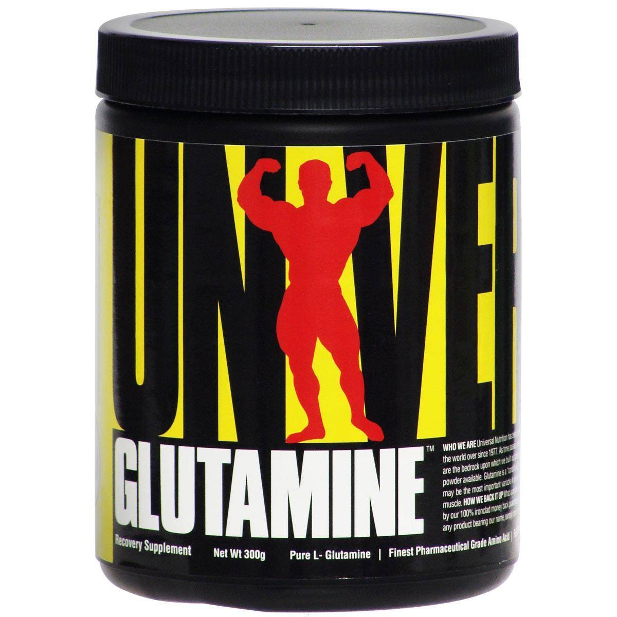 Glutamine Powder Universal Nutrition 300 г
