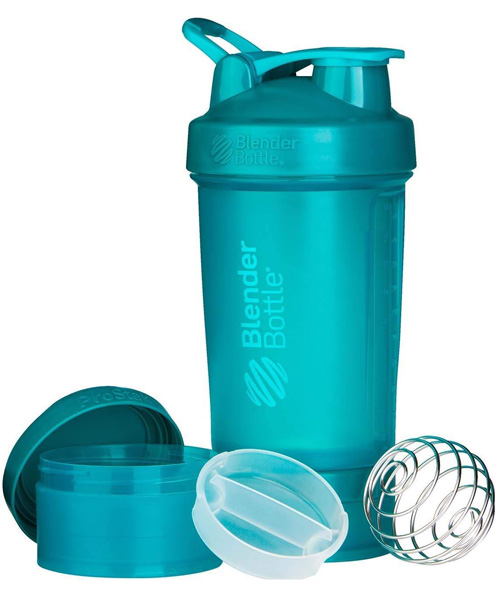 Prostak Full Color Цвет Морской Голубой (teal) Blender Bottle
