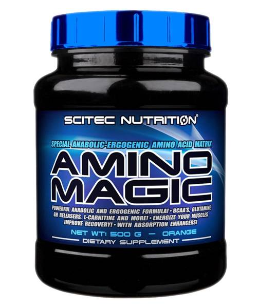 Amino Magic Scitec Nutrition 500 г
