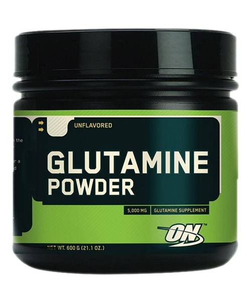 Glutamine Powder Optimum Nutrition 600 г