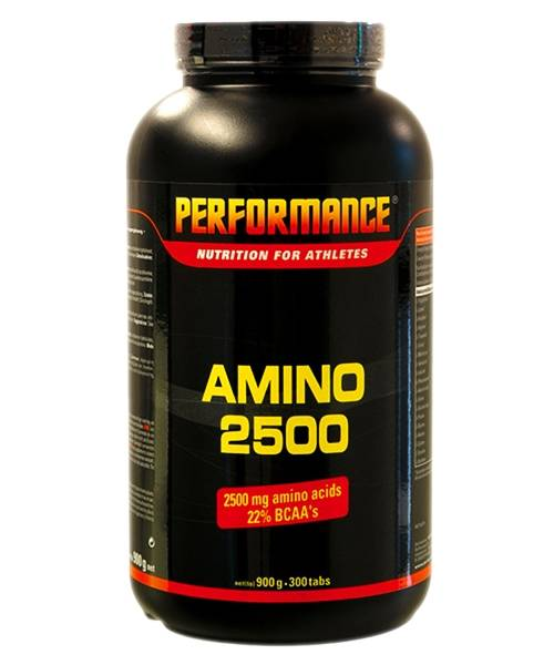 Amino 2500 Performance 300 таб.