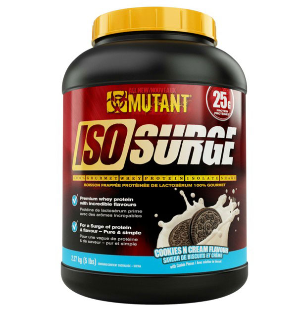 Mutant Iso Surge FIT Foods 2270 г