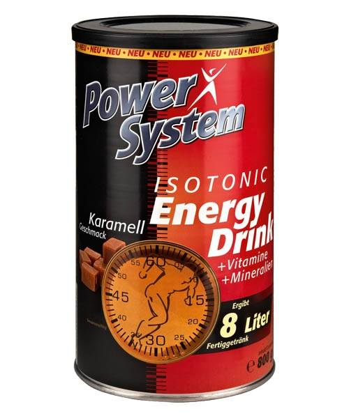Isotonic Energy Drink Power System 800 гр.