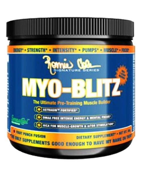 Myo-blitz Ronnie Coleman Signature Series 80 гр.
