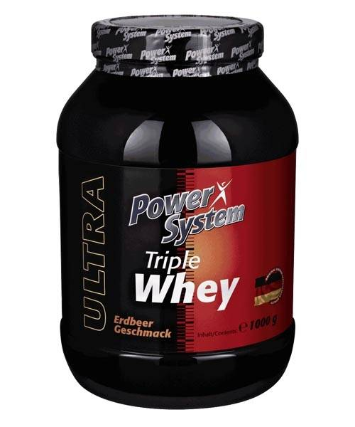 Triple Whey Protein Power System 1 000 гр.