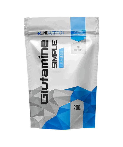 Glutamine Simple R-line 200 г