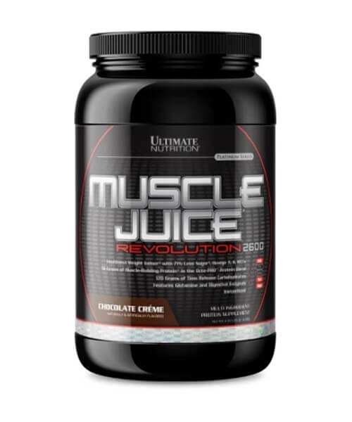 Muscle Juice Revolution 2600 Ultimate Nutrition 2127 г