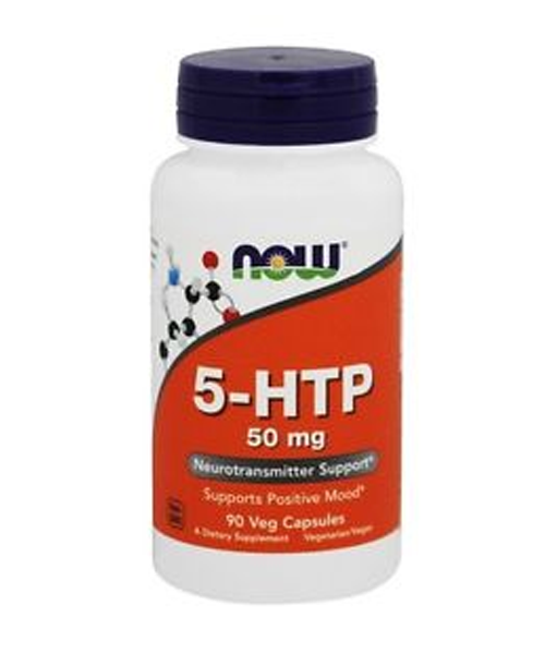 5-htp 50 mg NOW 90 капс.